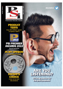 PSI cover