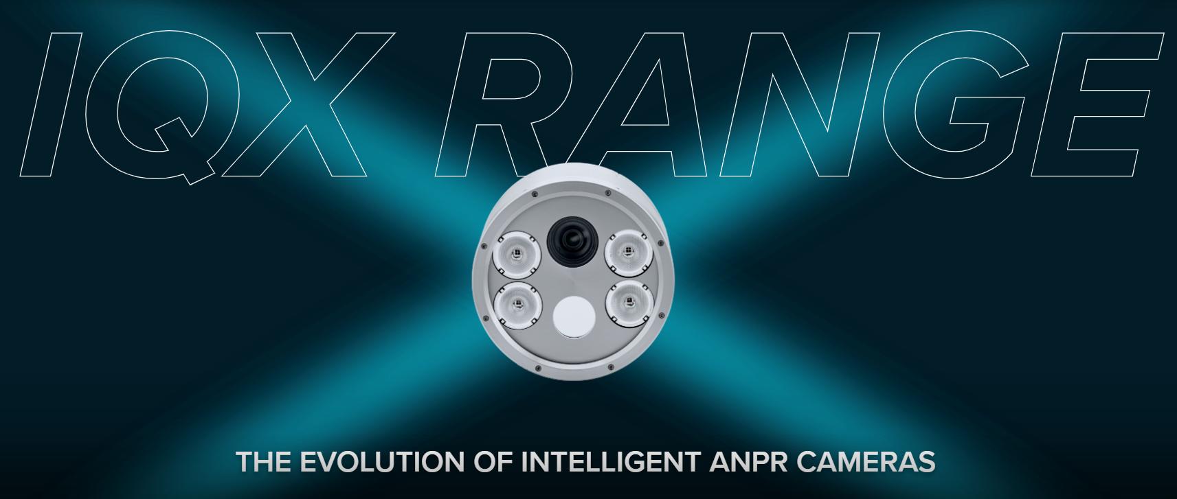 IQX ANPR cameras